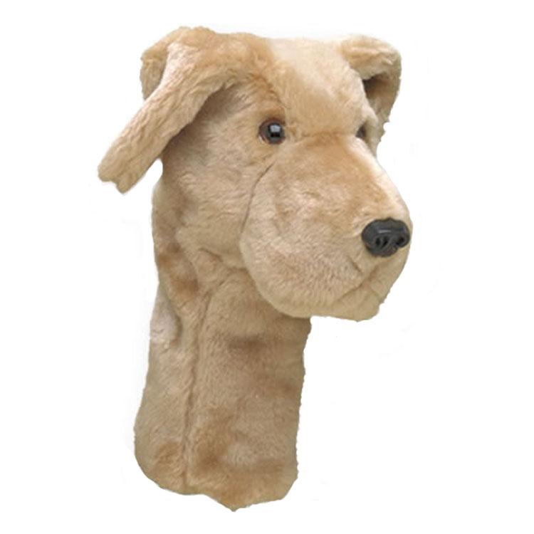 Daphne's Yellow Labrador Driver Headcover