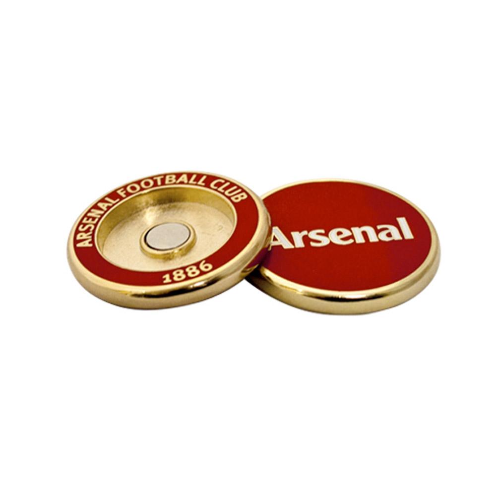 Arsenal Düo Golf Ball Marker