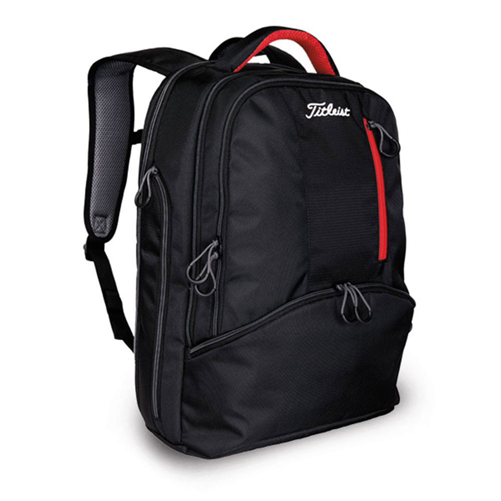 Titleist Essentials Collection Large Golf Backpack