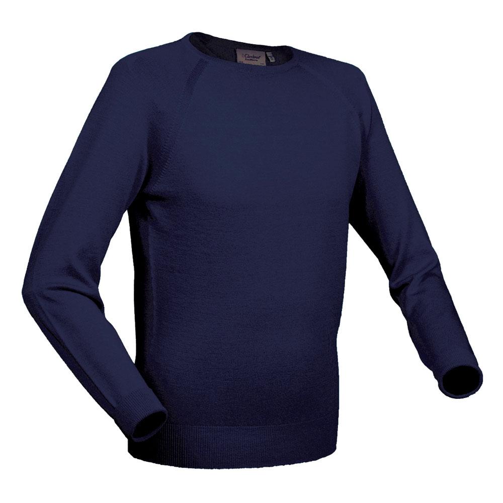 Glenbrae Merino Crew Neck Sweater