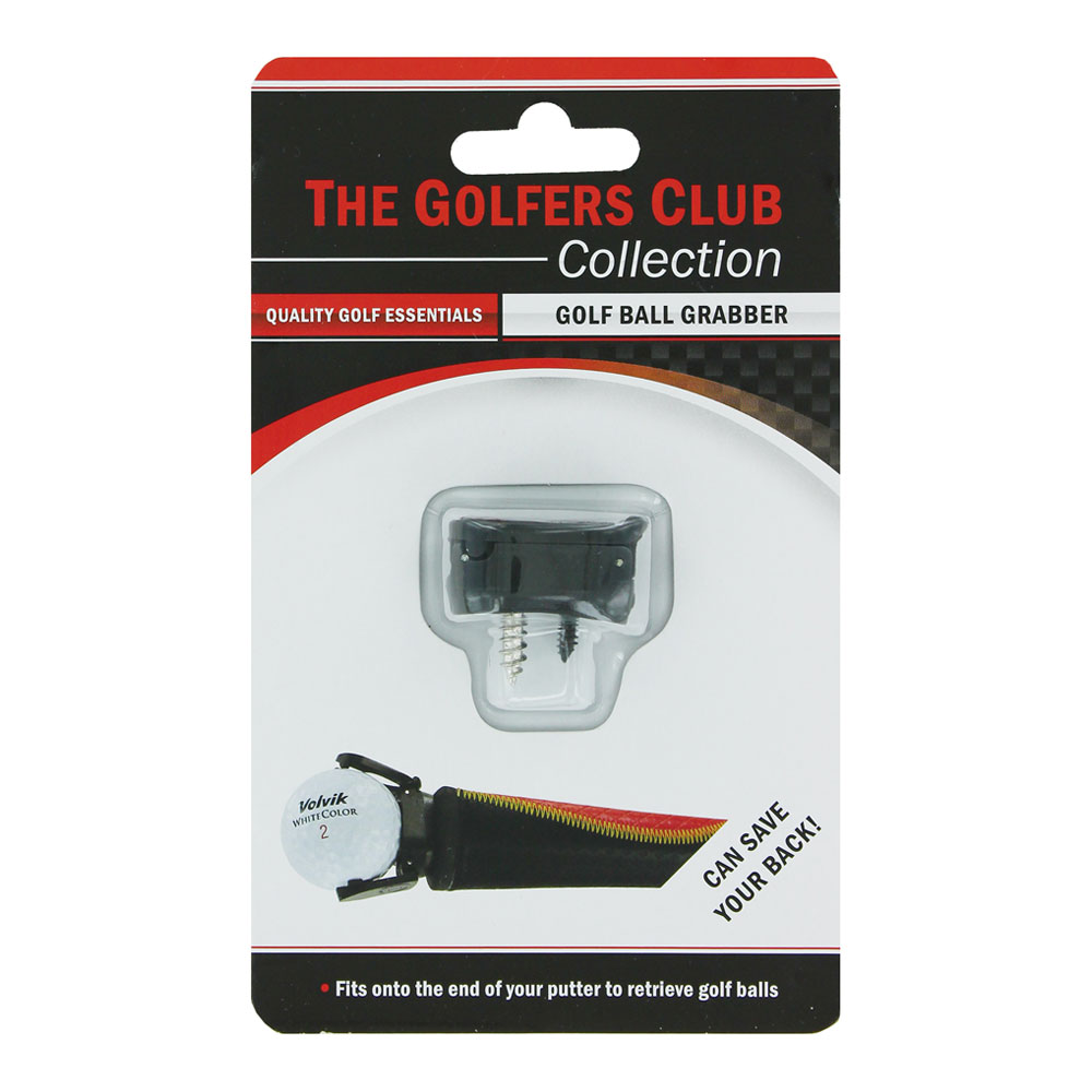 The Golfers Club Golf Ball Grabber