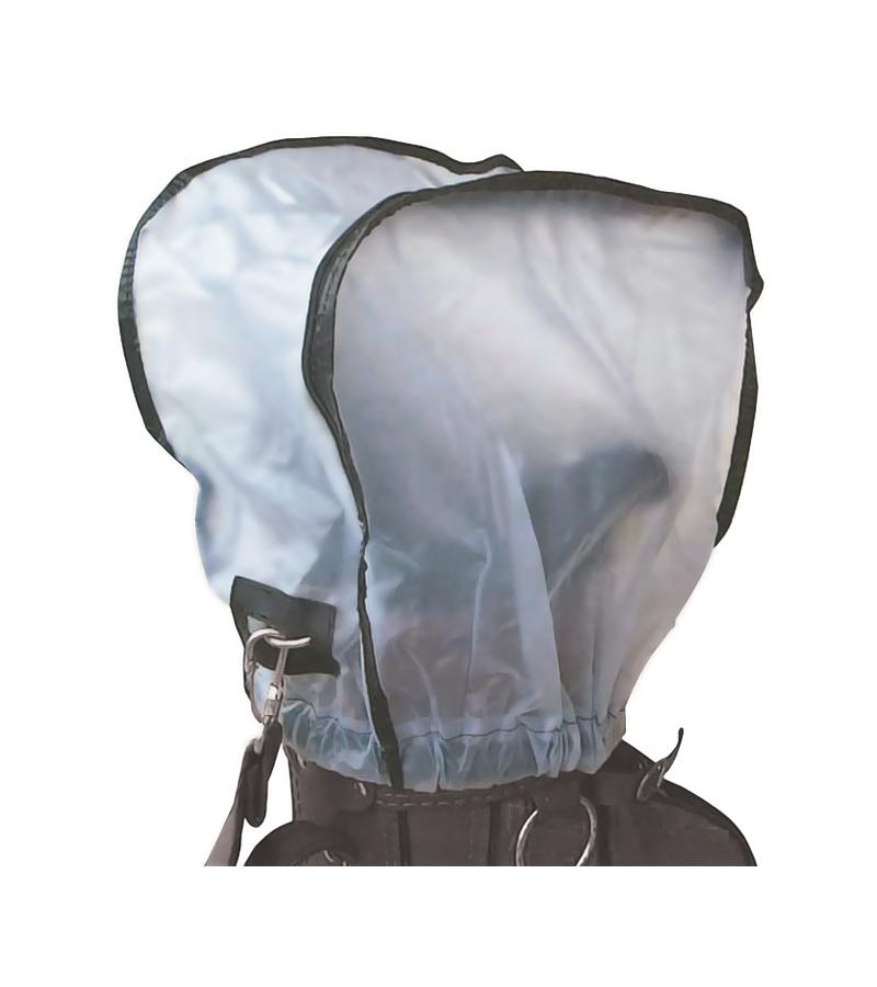 Clear Bag Hood