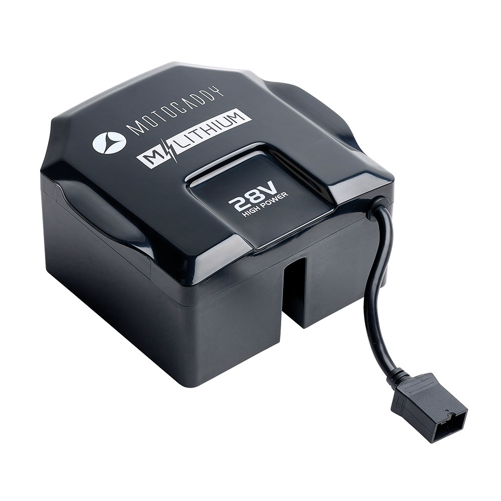 Motocaddy M-Series 28V Lithium Standard Battery & Charger