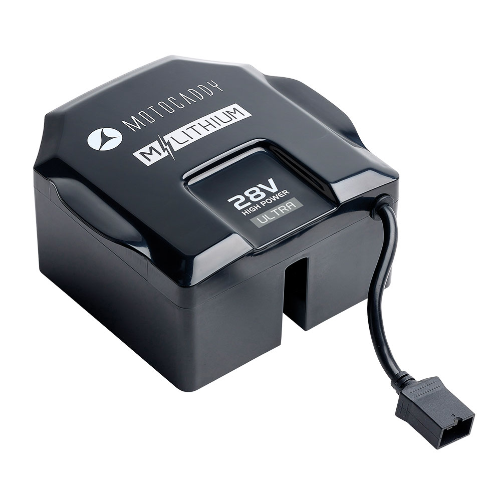 Motocaddy M-Series 28V Lithium Extended Battery & Charger