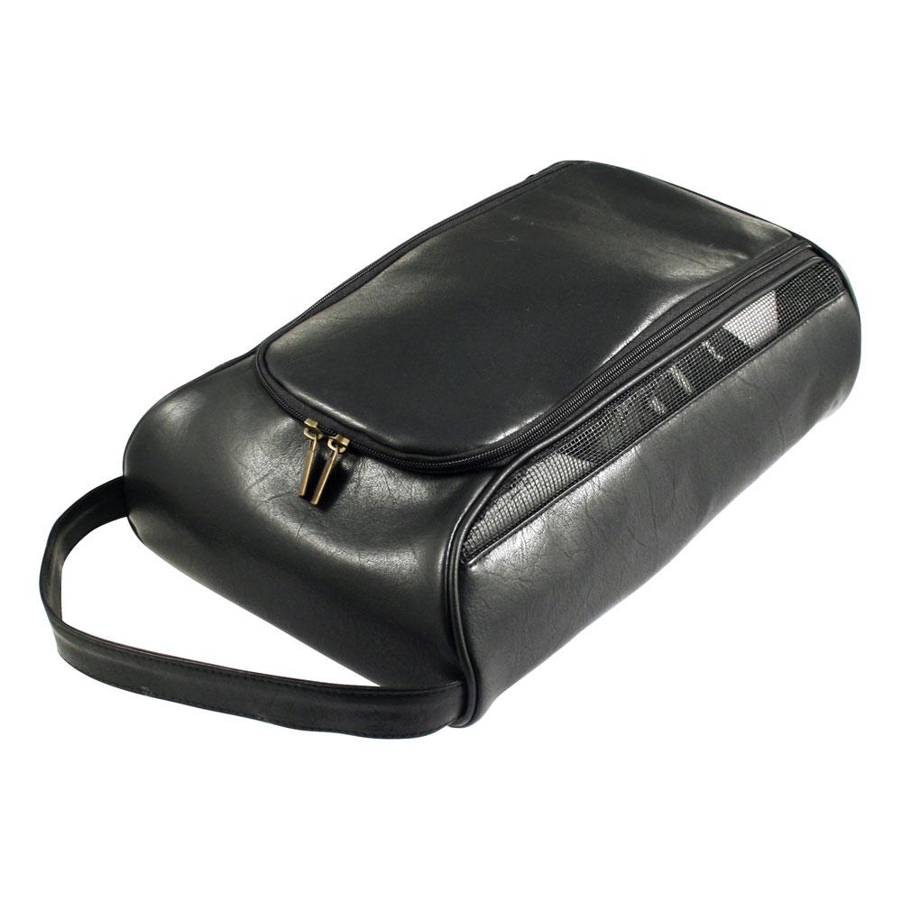 Masters Leatherette Shoe Bag