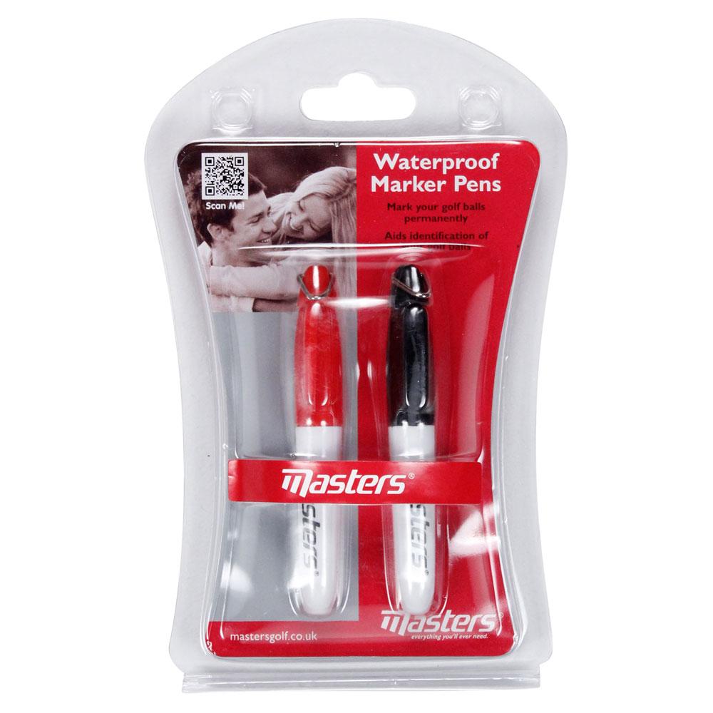 Masters Waterproof Marker Pens
