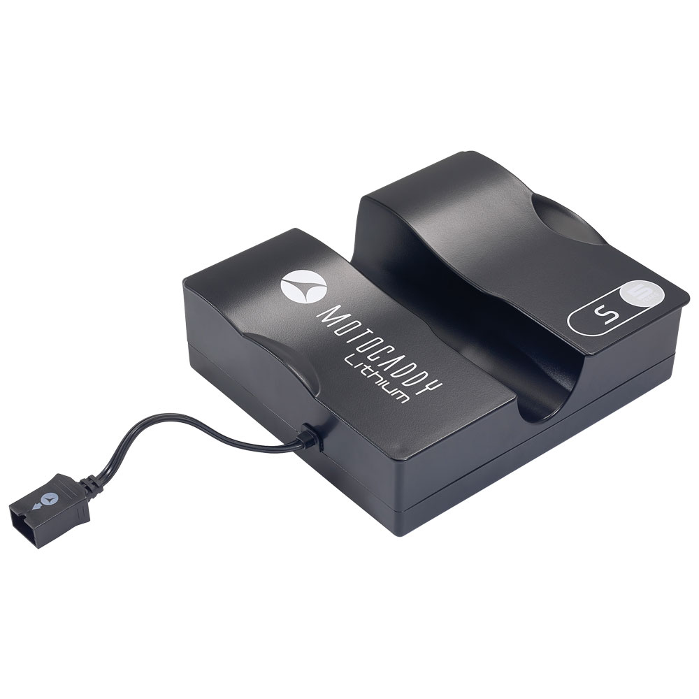 Motocaddy S-Series Standard Lithium Battery & Charger