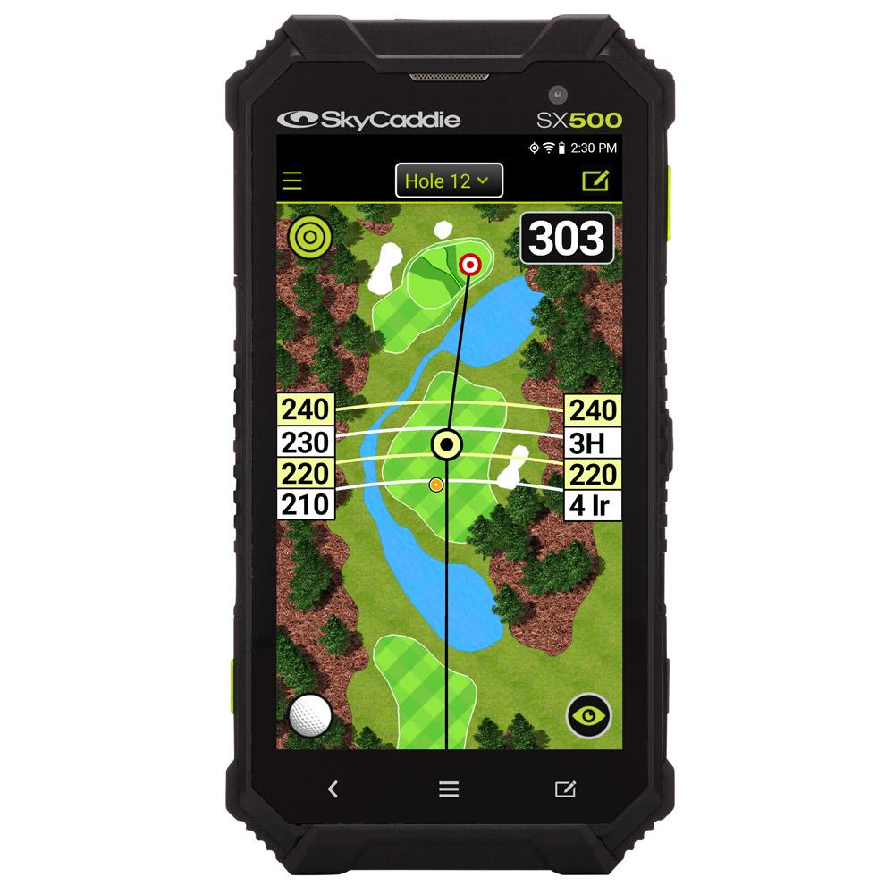SkyCaddie SX500 Golf GPS Device