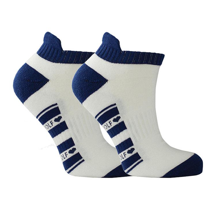 Surpizeshop Ladies Emblem Crew Golf Socks