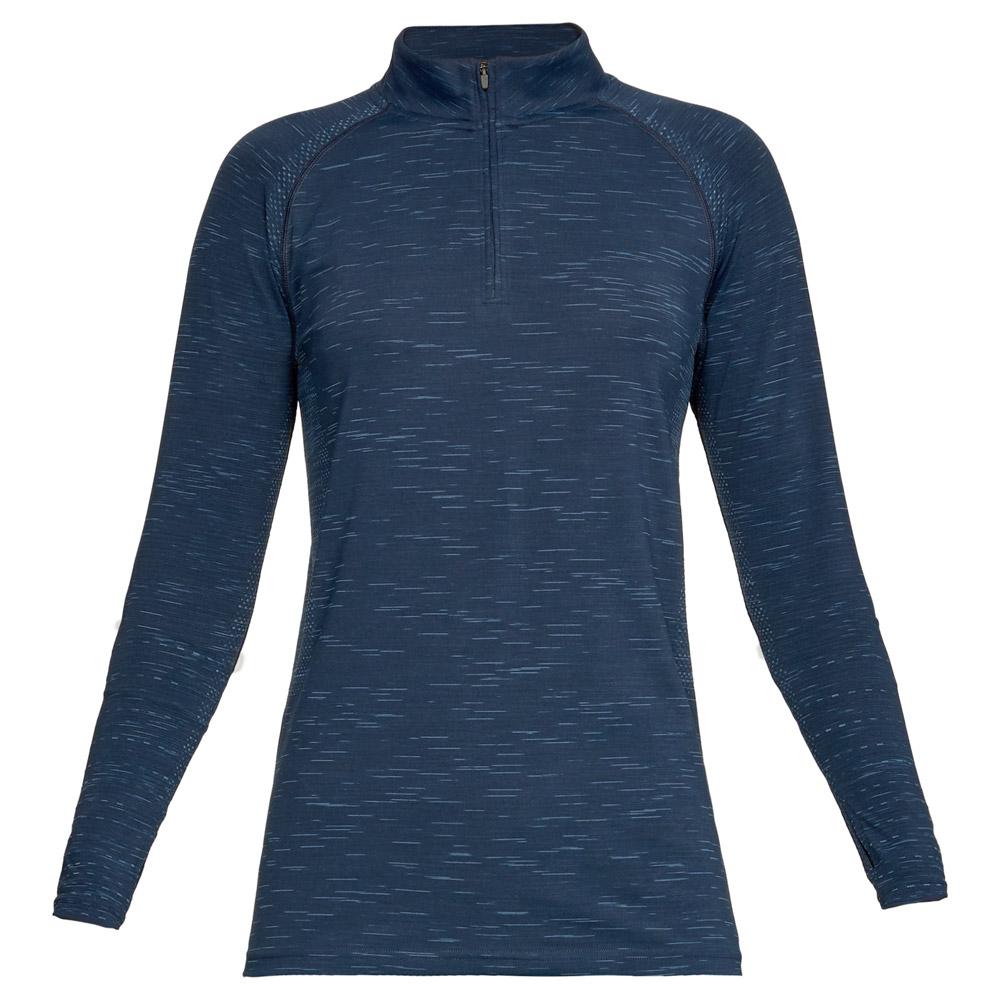 Under Armour Ladies Tour Tips 1/4 Zip Golf Pullover