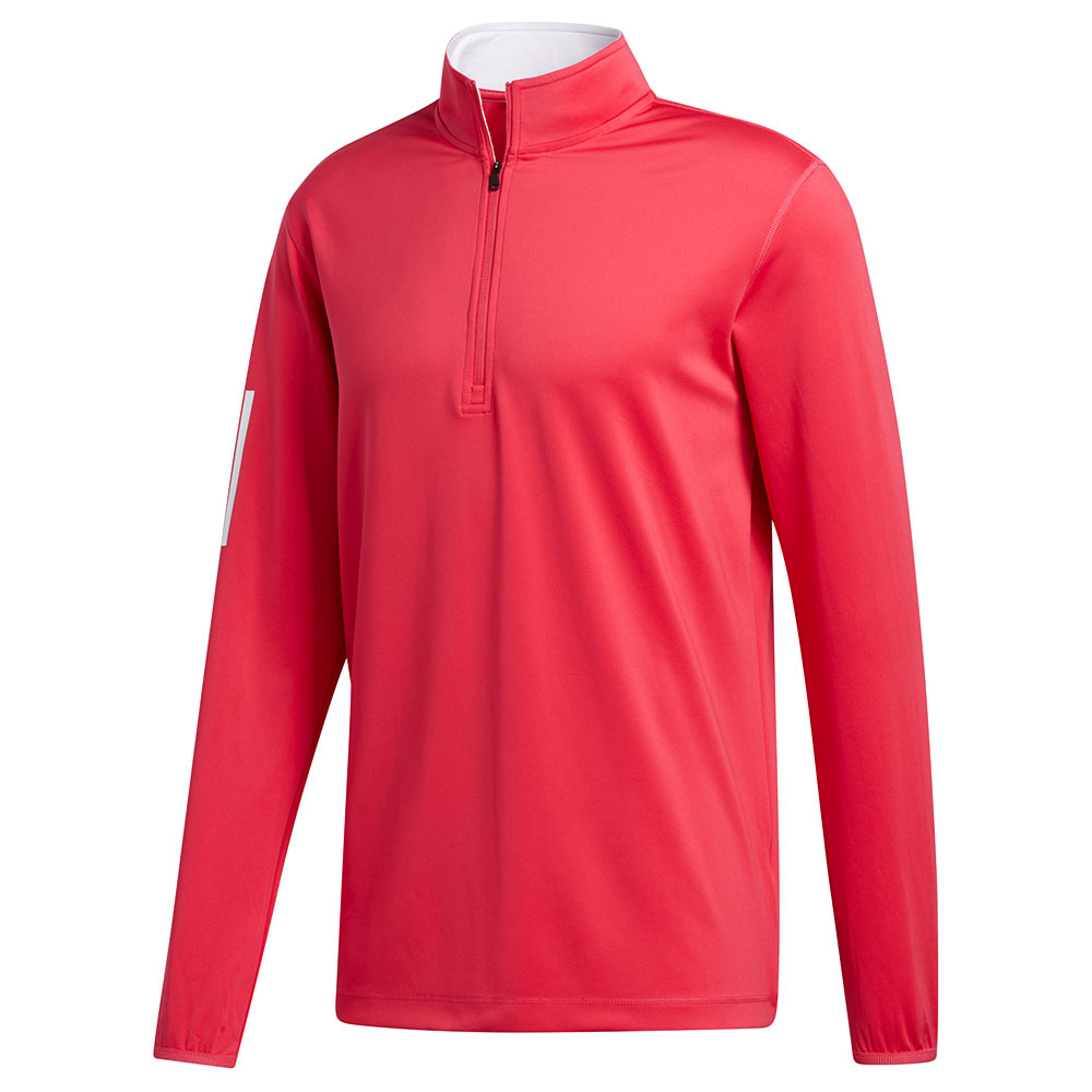 adidas 3-Stripes Midweight Layering LC Golf Pullover