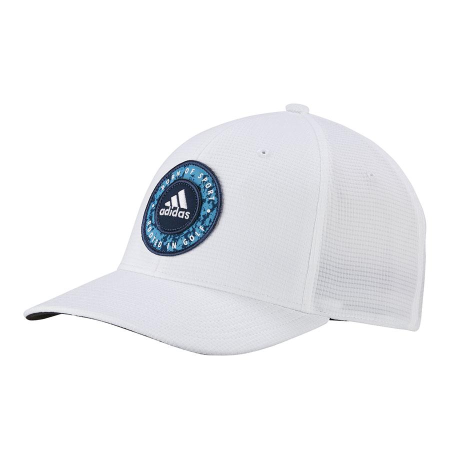 adidas Circle Snapback Golf Cap