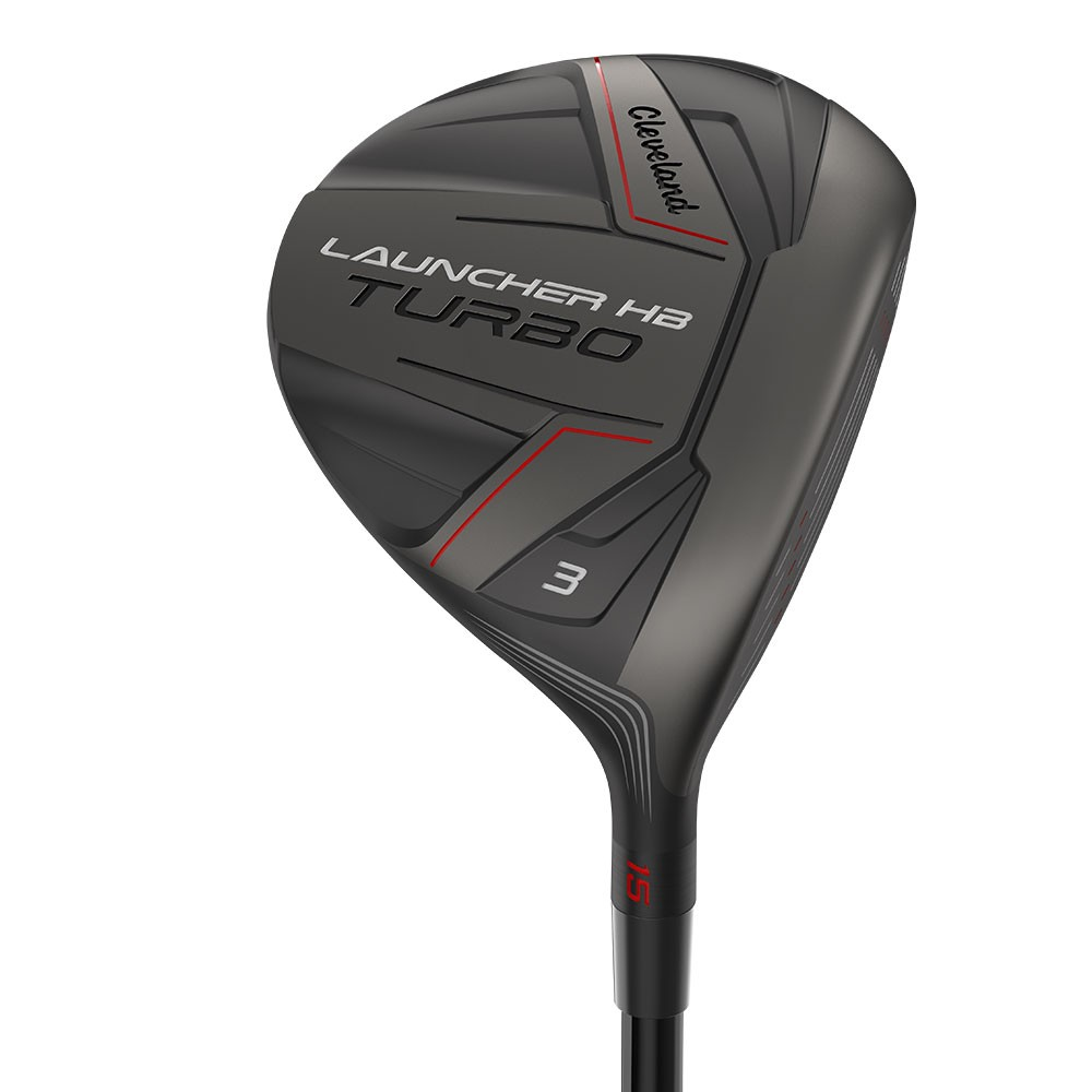 Cleveland Launcher HB Turbo Golf Fairway Woods
