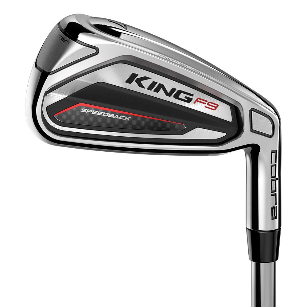 Cobra King F9 Speedback Golf Irons
