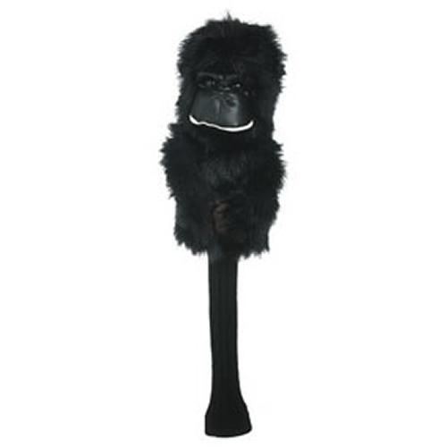 Masters Gorilla Headcover with Knitted Sock