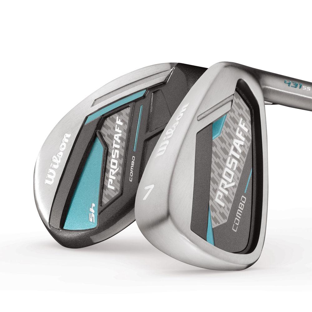 Wilson ProStaff Ladies Combo Golf Irons
