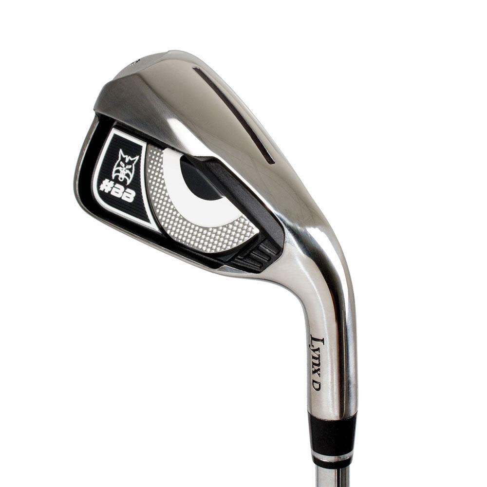 Lynx #BB Draw Graphite Golf Irons