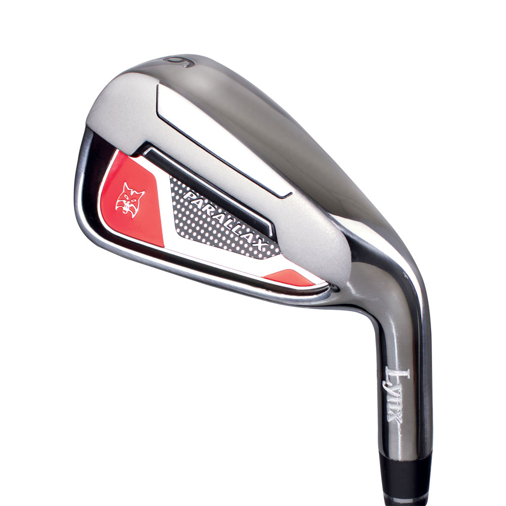 Lynx Parallax Graphite Golf Irons