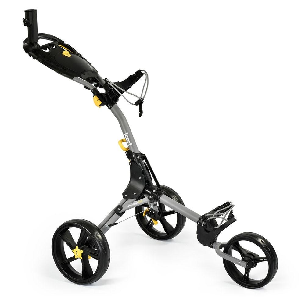 Masters iCart Compact Evo Golf Push Trolley