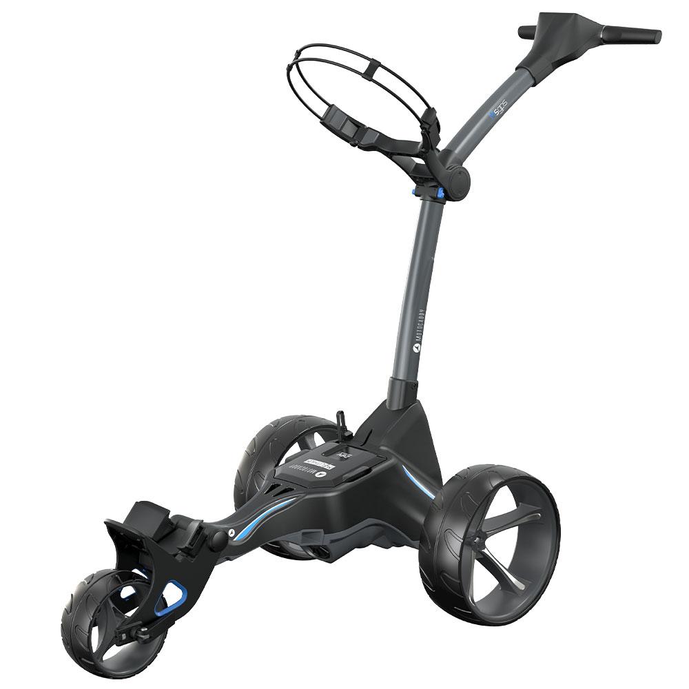 Motocaddy 2021 M5 GPS Lithium Electric Golf Trolley