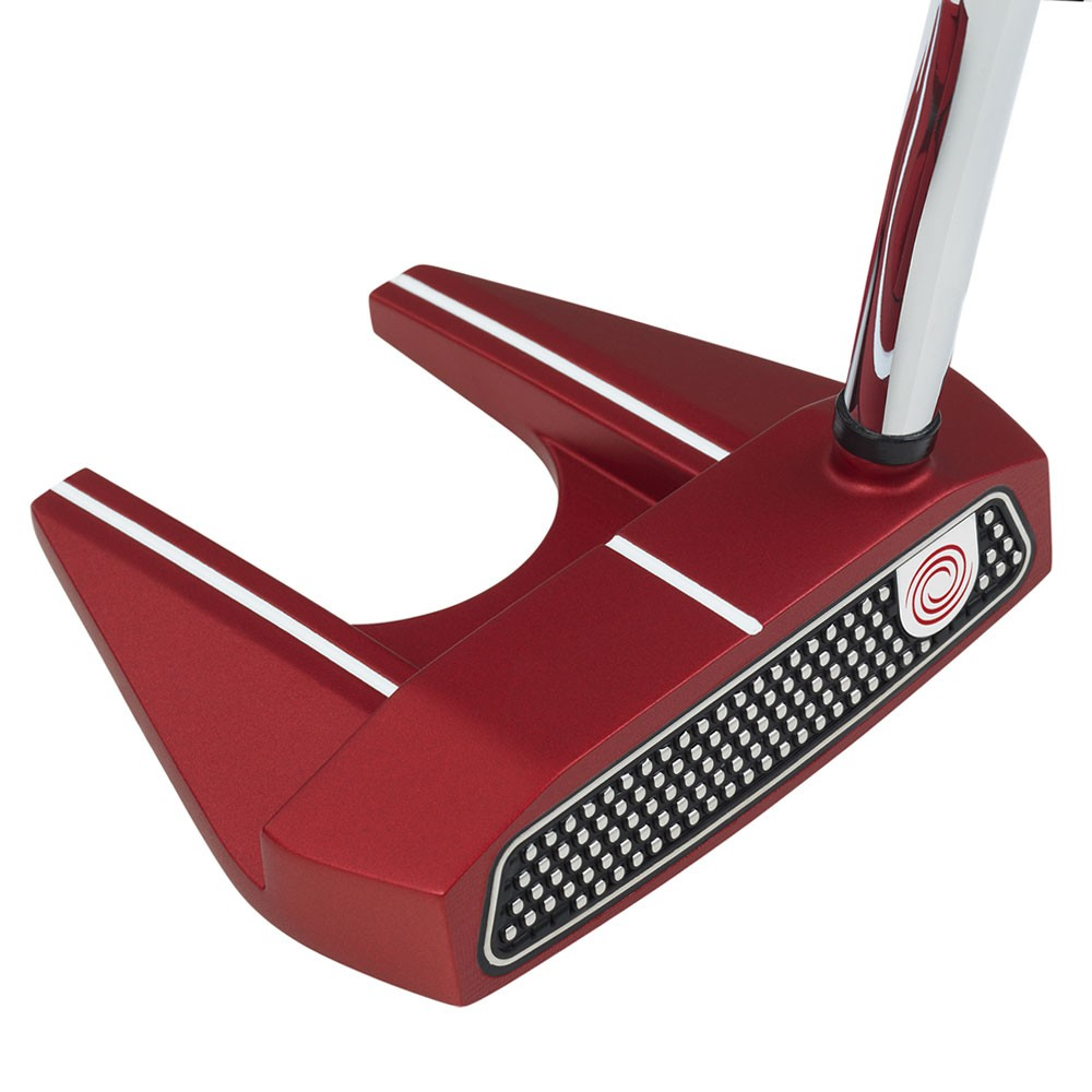 Odyssey O-Works #7 Red Golf Putter