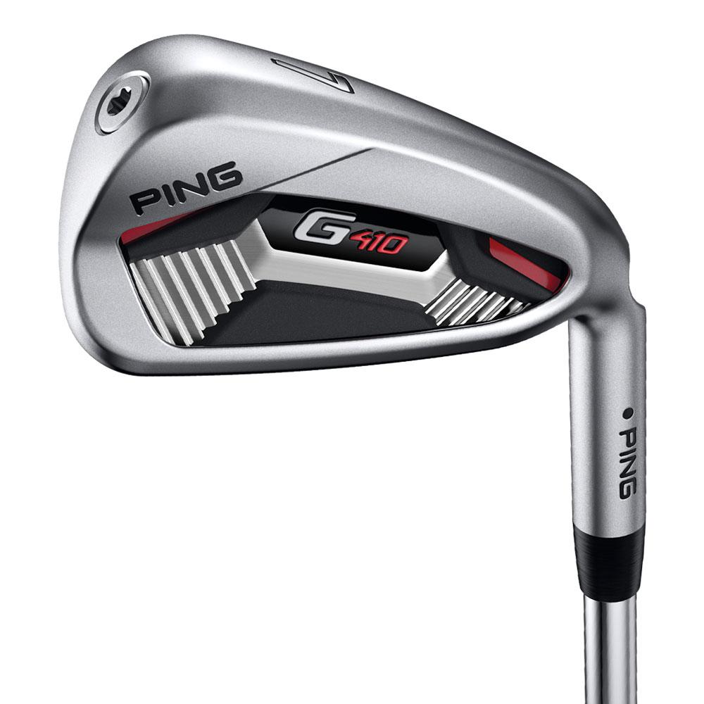 Ping G410 Graphite Golf Irons