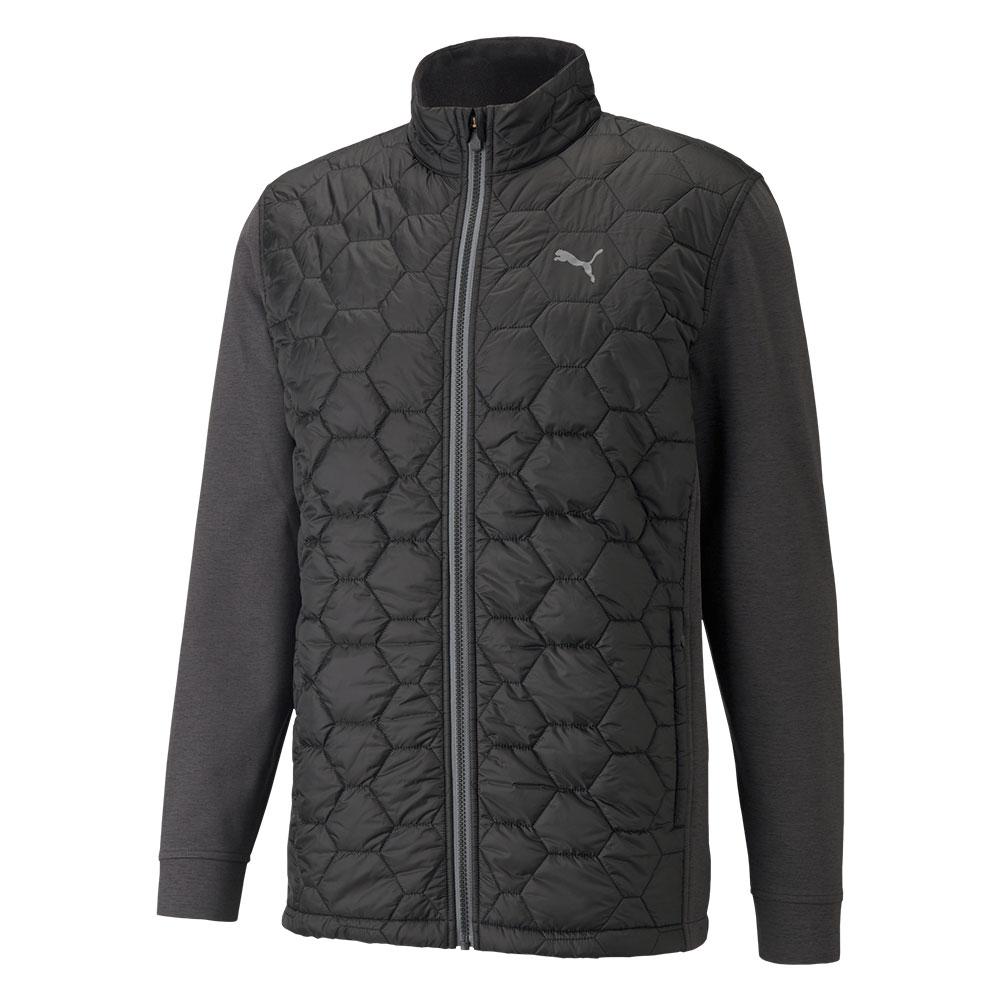 Puma Cloudspun Warm Up Golf Jacket