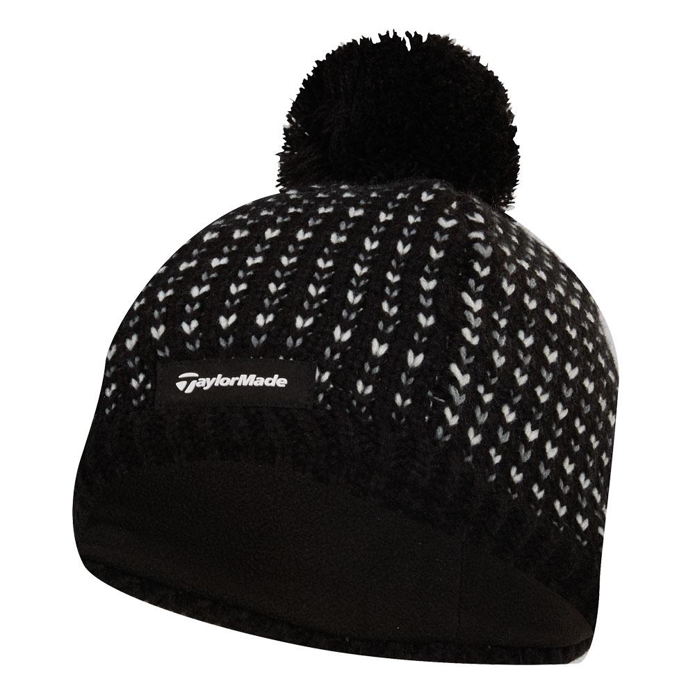 TaylorMade Ladies Golf Beanie Hat
