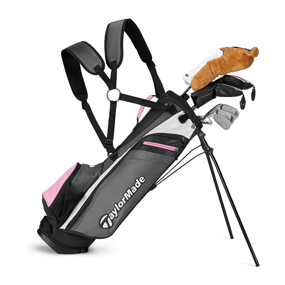 Taylormade Rory Junior Golf Girls 8+ Package Set