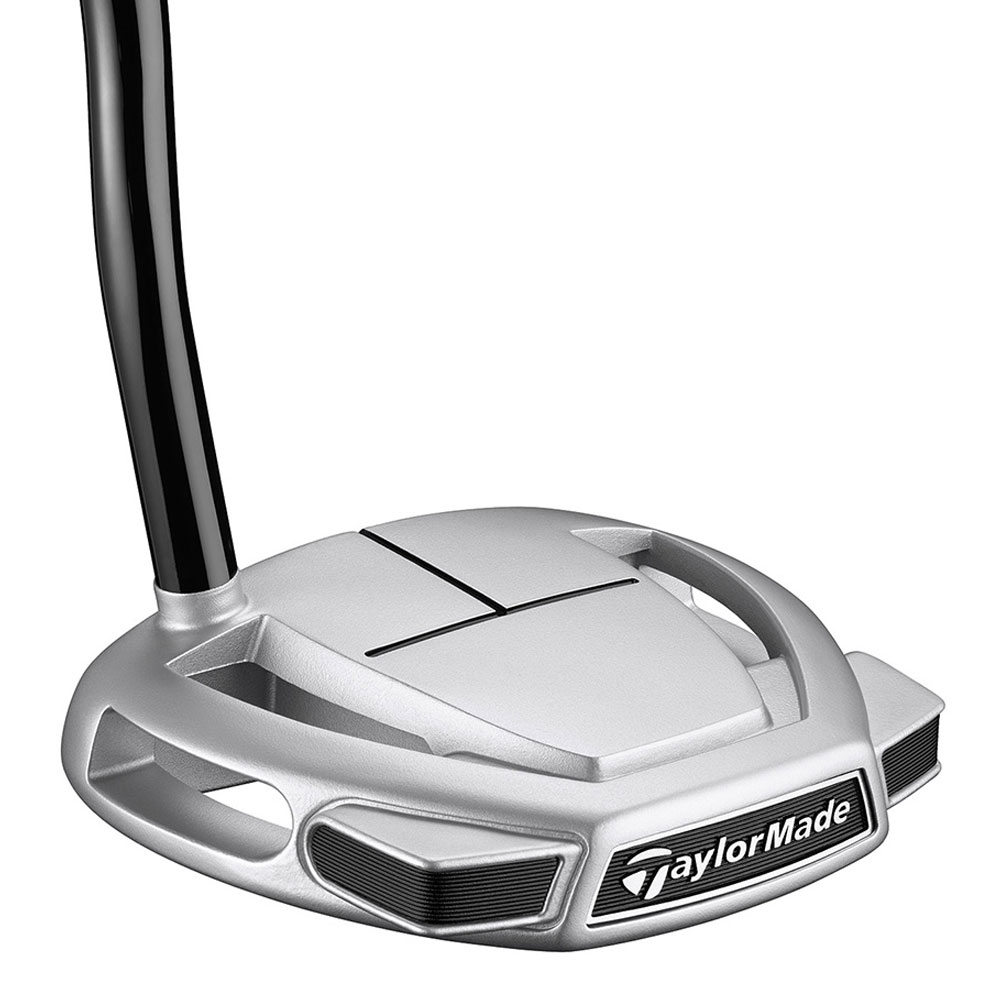 TaylorMade Spider Mini Double Bend Diamond Silver Golf Putter
