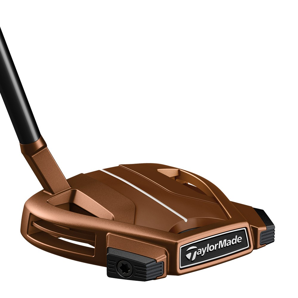 TaylorMade Spider X Copper Single Sightline Golf Putter