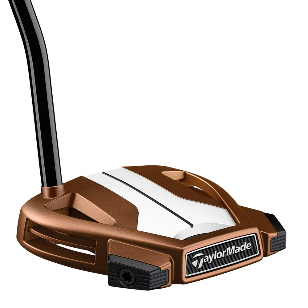 TaylorMade Spider X Copper Single Bend Golf Putter