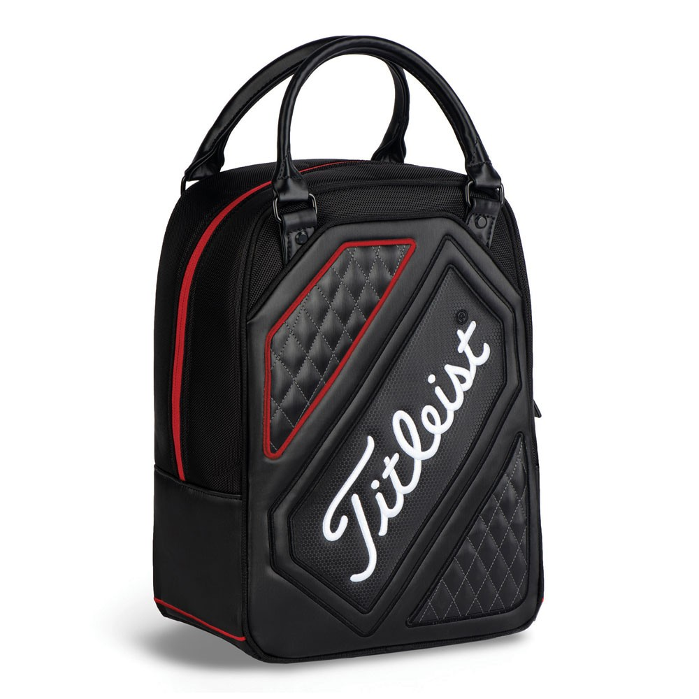 Titleist Jet Black Golf Practice Ball Bag