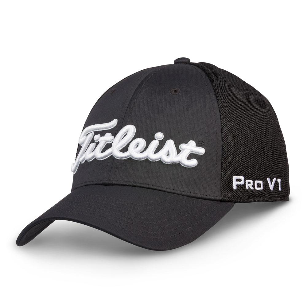 Titleist Tour Sports Mesh Golf Cap