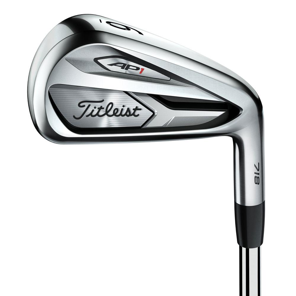 Titleist 718 AP1 Golf Irons (Right Hand / 6-PW / Regular)