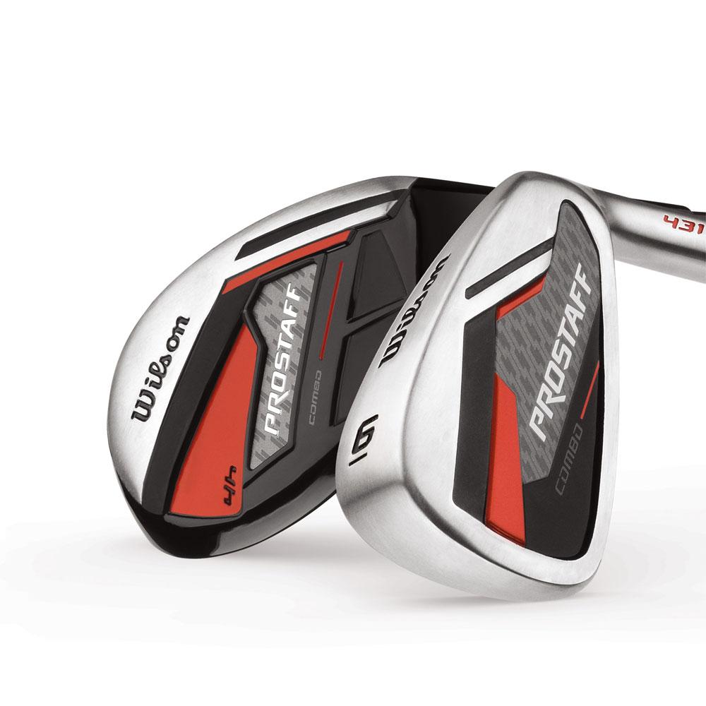 Wilson ProStaff Combo Golf Irons