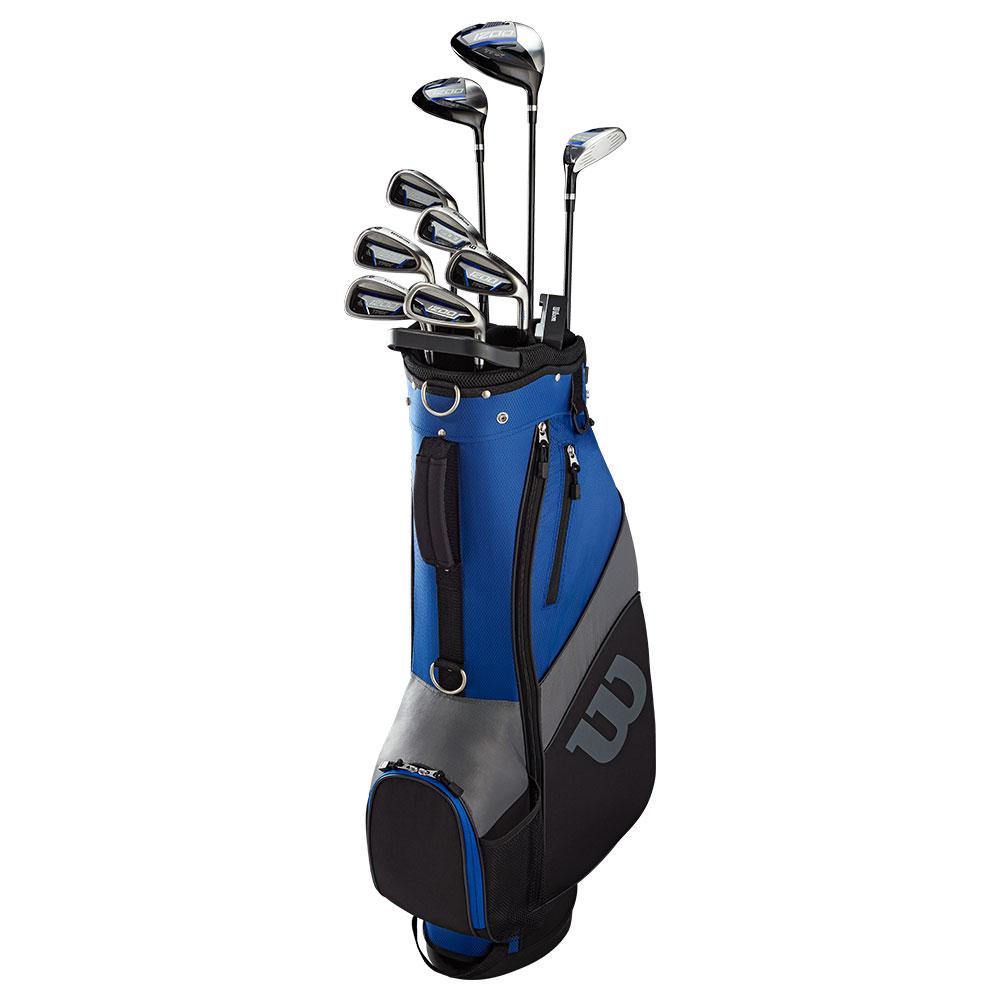Wilson 1200 TPX Golf Package Set +1 Inch longer